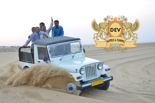 Desert Jeep Safari